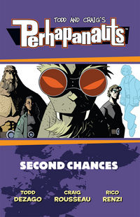 Perhapanauts: Second Chances TPB