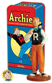 Classic Archie Character #1: Archie Statue