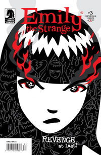 Emily the Strange #3: The Revenge Issue