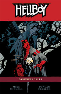 Hellboy Volume 8: Darkness Calls TPB