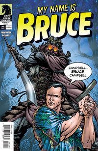 My Name is Bruce One-Shot