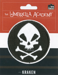 Umbrella Academy Kraken's logo Patch
