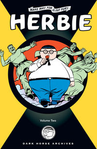 Herbie Archives Volume 2  HC