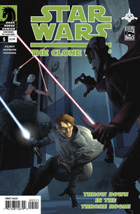 Star Wars: The Clone Wars #5 (of 6)