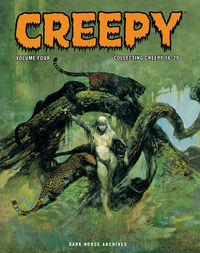 Creepy Archives Volume 4 HC