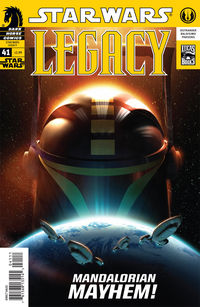 Star Wars: Legacy #41 - Rogue's End