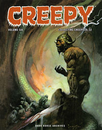 Creepy Archives Volume 6 HC