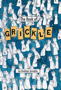 Book of Grickle HC - nick & dent