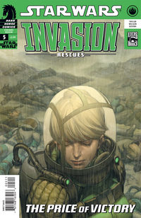 Star Wars: Invasion - Rescues #5