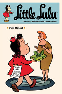 Little Lulu Vol. 23: The Bogey Snowman and Other Stories TPB