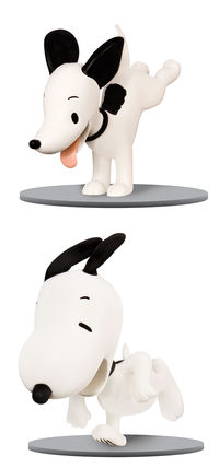 Peanuts: Snoopy Then and Now Figure Set