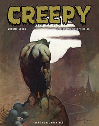 Creepy Archives Volume 7 HC