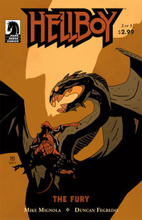 Hellboy: The Fury #2