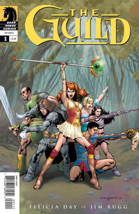 Guild #1 (Cary Nord Cover)