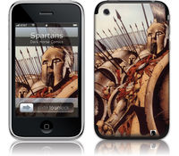 GelaSkins: 300: Spartans (iPhone)