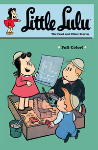 Little Lulu Vol. 26: The Feud and Other Stories TPB