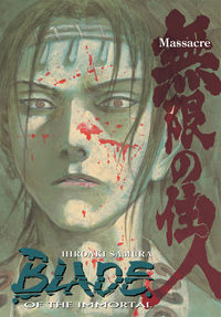 Blade of the Immortal Volume 24: Massacre TPB