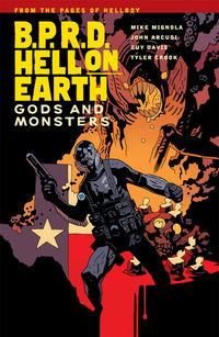 B.P.R.D. Hell on Earth Volume 2 - Gods and Monsters TPB