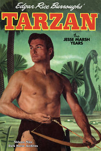 Edgar Rice Burroughs' Tarzan: The Jesse Marsh Years Volume 9 HC