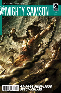 Mighty Samson #1 (Raymond Swanland cover)