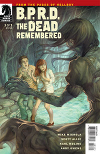 B.P.R.D.: The Dead Remembered #3