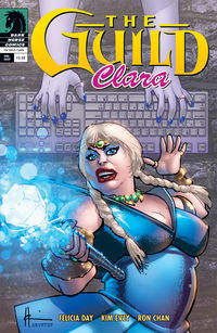 Guild: Clara (one-shot) (Howard Chaykin cover)