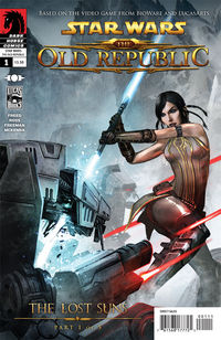 Star Wars: The Old Republic-The Lost Suns #1