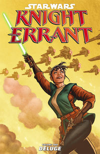 Star Wars: Knight Errant Volume 2 TPB - Deluge