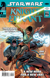 Star Wars: Knight Errant #1 - Aflame part 1 (Dave Ross cover)