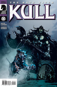 Kull: The Hate Witch #2 (Fabio Cobiaco cover)