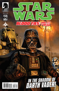 Star Wars: Blood Ties - Boba Fett is Dead #3