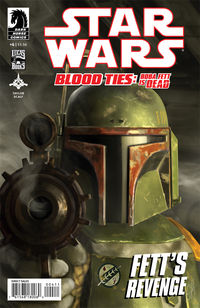 Star Wars: Blood Ties - Boba Fett is Dead #4