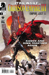 Star Wars: Crimson Empire III-Empire Lost #5