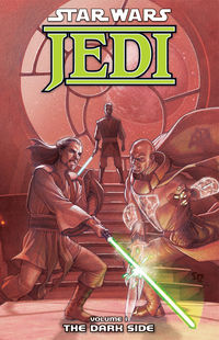 Star Wars: Jedi Volume 1-The Dark Side TPB
