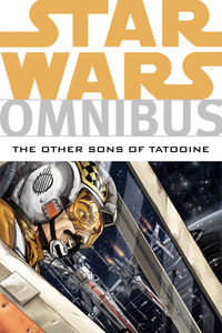 Star Wars Omnibus: The Other Sons of Tatooine TPB - nick & dent