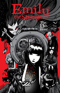 Emily the Strange Volume 3 TPB: The 13th Hour