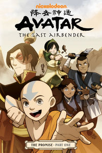 Avatar: The Last Airbender Volume 1 TPB - The Promise Part 1
