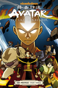 Avatar: The Last Airbender Volume 3 TPB - The Promise Part 3