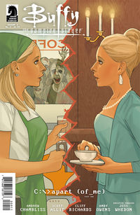 Buffy the Vampire Slayer: Season Nine #9 (Phil Noto cover)