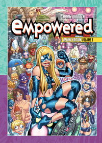 Empowered Deluxe Edition Volume 1 HC review at TFAW.com