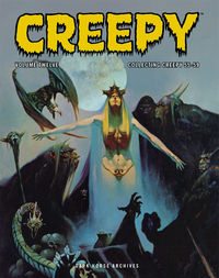 Creepy Archives Volume 12 HC