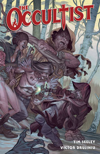 Occultist Volume 1 TPB