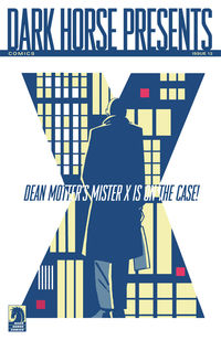 Dark Horse Presents #12 (Dean Motter Variant cover)