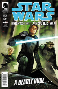 Star Wars: Knights of the Old Republic-War #3