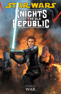 Star Wars: Knights of the Old Republic TPB Vol. 10 War