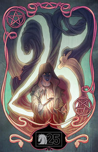Occultist #1 (Jenny Frison (25th anniversary variant cover)