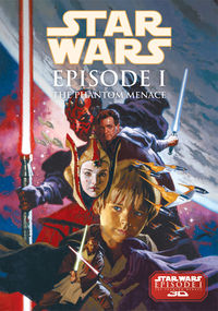 Star Wars: Episode I-The Phantom Menace TPB Digest