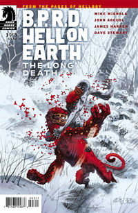 B.P.R.D. Hell on Earth: The Long Death #3