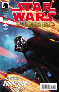 Star Wars: Darth Vader and the Ghost Prison #5