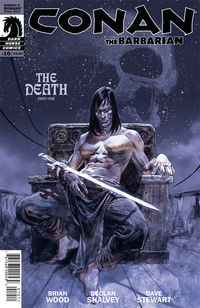 Conan the Barbarian #10
